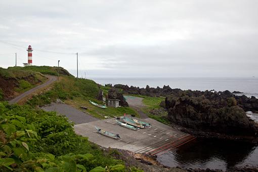 利尻島 最南端