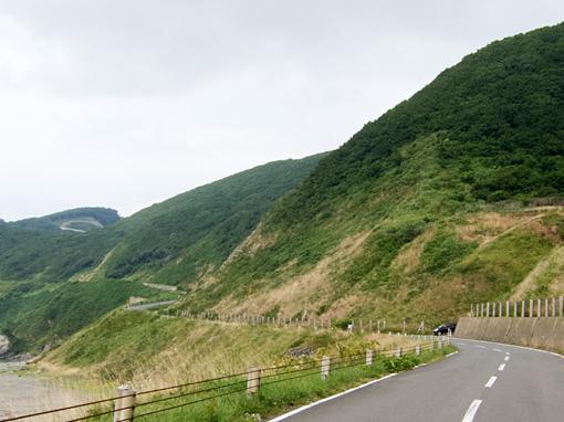 国道339号線 龍泊ライン