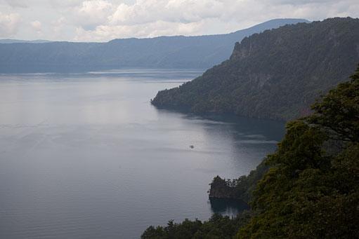 十和田湖 瞰湖台