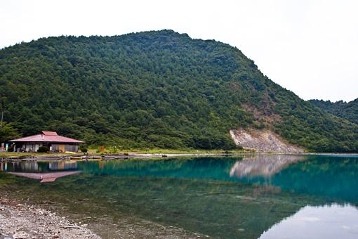 潟沼 鳴子温泉